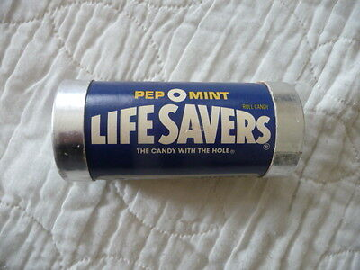 vintage Pep O Mint Life Savers 12 piece stacking puzzle