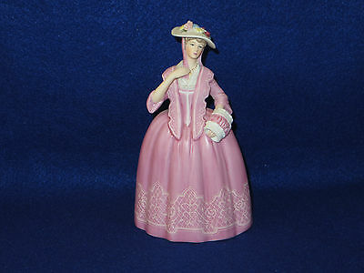 """""""marie"""" Lenox Great Fashions Of History - Queen Anne Period - Mint"""