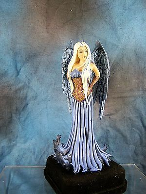 Amy Brown Signature Series Collectible Fairy--Blue Angel