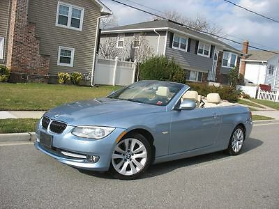 2013 BMW 3-Series 2DR Luxury Convertible ★★★3.0L V6, NAV, Extra Clean, just 20k mls! Loaded, Runs/Drives great!! SAVE$$$