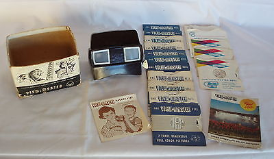 Vintage Sawyer's Model E Viewmaster 3D Made In Usa