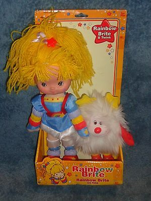 "Rainbow Brite 2003 Hallmark 11"" Doll Twink NEW GR8T CONDITION"