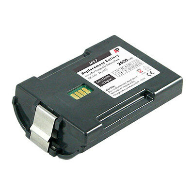 Replacement Battery for Honeywell/LXE MX7 Tecton Scanner. 2600mAh