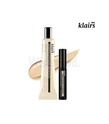 KLAIRS[Set] Illuminating Supple Blemish BB Cream Creamy & Natural Fit concealer