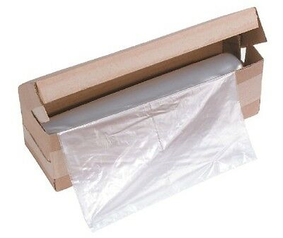 HSM 2523 Shredder Bags, 96 Gallon Capacity, Size 25 x 23 x 45 Inches