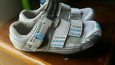 Ladies cycling shoes/cleats shimano