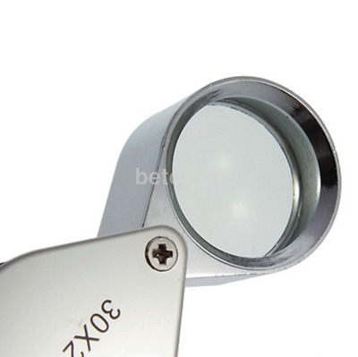 Triplet Eye Loupe Magnifier Magnifying Glass Jewelers Jewelry Diamond