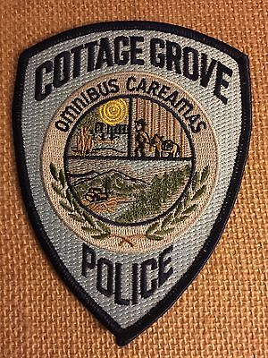 Cottage Grove, Oregon Police Patch