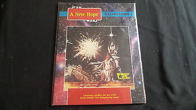 Star Wars A New Hope Galaxy Guide 1 West End Games RPG