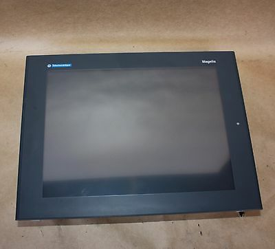 "SCHNEIDER ELECTRIC TELEMECANIQUE XBTGT6330 MAGELIS 12.1"" HMI Touch Screen Panel"