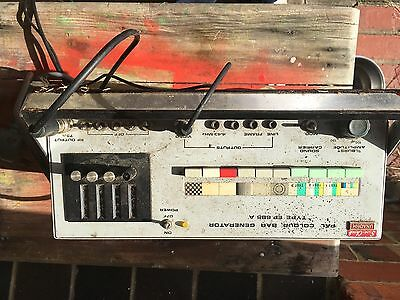 Unaohm Pal Colour Bar Generator  Type Ep 685 A