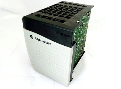 Allen Bradley 1756-Pa75/a Power Supply Input 120/240Vac Output 13A Max 5.1Vdc