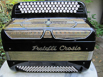 accordéon à boutons 120 basses Fratelli Crosio