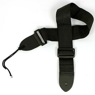 Wholesale Acoustic Electric Guitar Bass Nylon Adjustable Strap Belt Guitar Strap