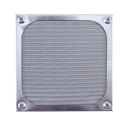 Aluminum Fan Cooling Dustproof Dust Filter Mesh Grill Guard For PC Cooling Case