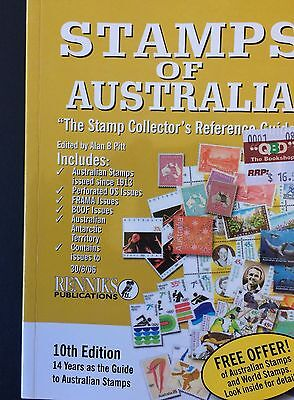 Stamps of Australia Catalogue - 10th Edition - 2006 - Very Good Condition
