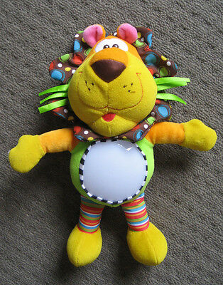 Musical Lion Toy