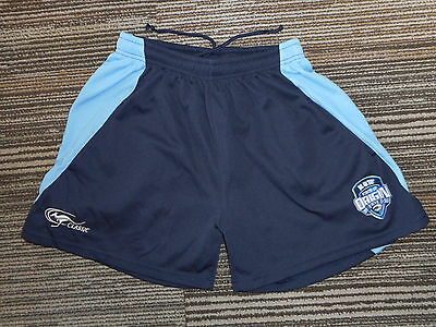Nsw State Of Origin Shorts Med