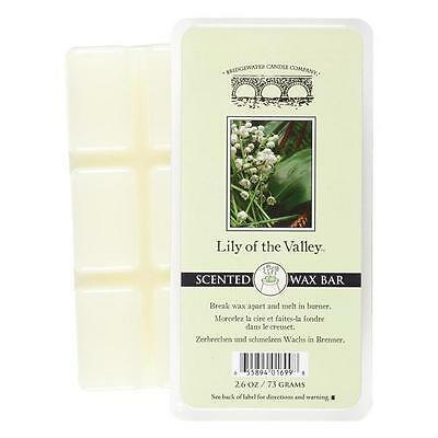 BRIDGEWATER Duft Melts Wax Bar Duftwachs 73g ~ LILY OF THE VALLEY ~