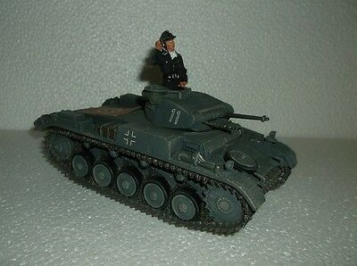 king and country Panzer II