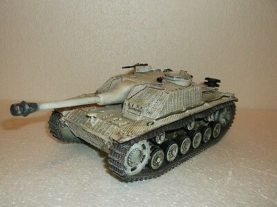Collectors showcase Winter Stug III works with king and country