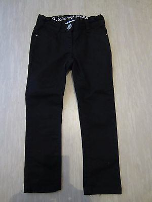 Next Girls Black Jeans – Age 4 years