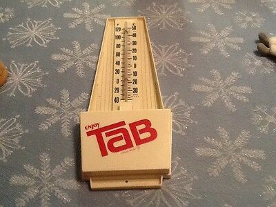 Tab Drink Working Thermometer
