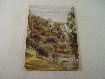 TOP10557 - Beauty Spots of the Homeland Postcard - Dovedale