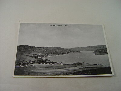 TOP12478 - Postcard - The Kyles from Kames