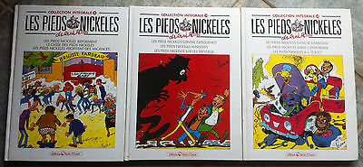 Les Pieds Nickelés tomes 6 - 18 - 19