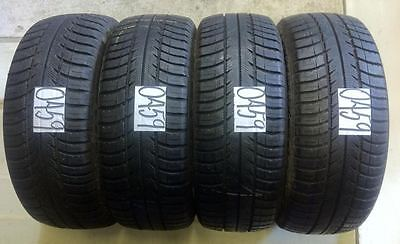 205 55 16 Goodyear Vector 94V 2055516 all weather part worn tyre 5-6mm x4