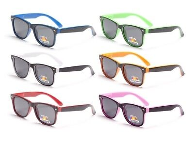Children's Boys Girls Kids Sunglasses Shades Polarised Full UV400 Protection