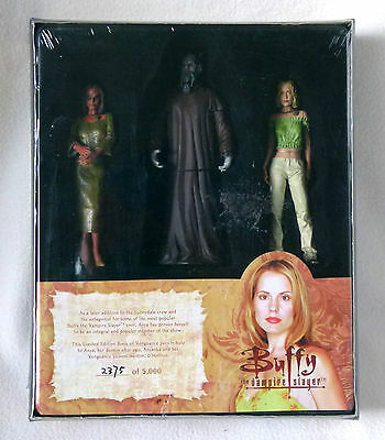 Buffy the Vampire Slayer,  Book of Vengeance Limited Edition