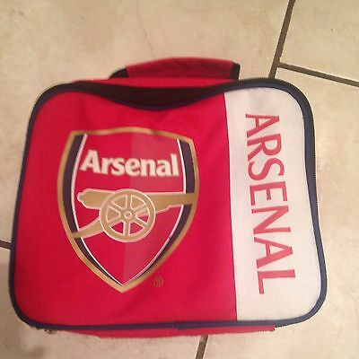 Arsenal Insulated Lunchbox