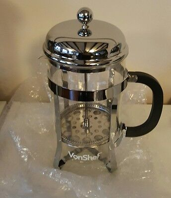 Caffetiere / french press coffee maker - brand new in box