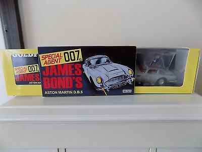 Corgi James Bond Aston Martin D.b.5. Silver (04205)