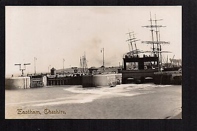 Eastham - real photographic postcard
