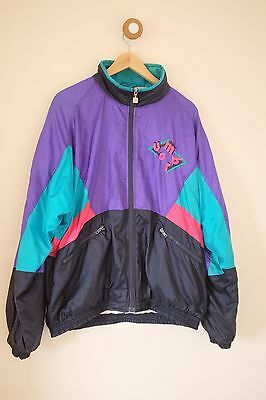 Vintage 80s/90s UMBRO shell suit jacket