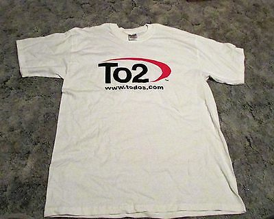 New To2 T Shirt XL Promotional