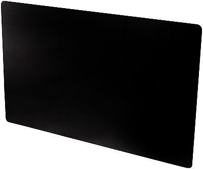 Adams Vitreo Black Glass Radiator Cover Small (900mm Length)