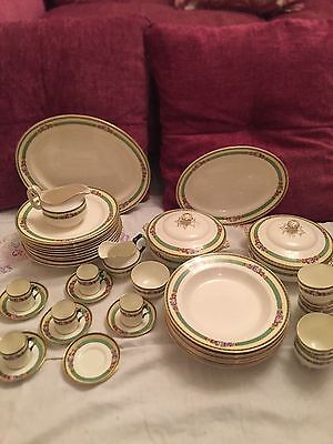 Tuscan Plant Dinner Service Part Coffee Set And Tea Set For Eleven