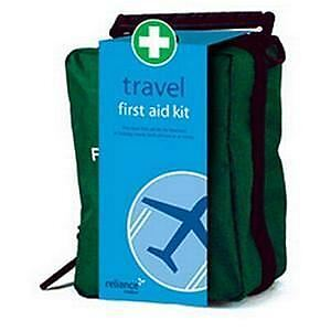 First Aid Kit Traveling Pouch