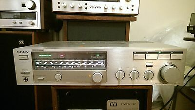 Sony STR-VX2L stereo receiver with phono stage