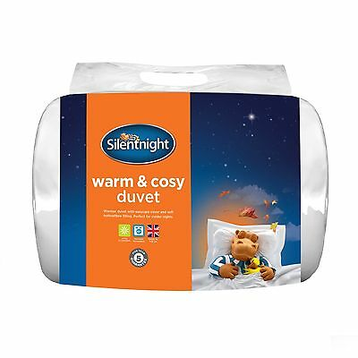 Silentnight Warm And Cosy 15 Tog Duvet - King White