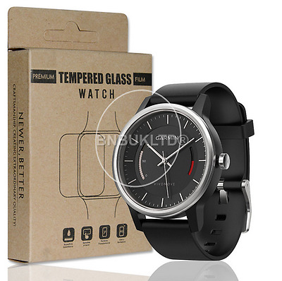 Tempered Glass Screen Protector for Garmin VivoMove Smart Watch