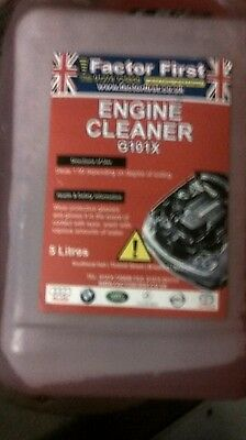 Factor First Heavy Duty Cleaner And Engine Degreaser 5 Litre