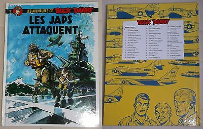 Buck Danny - Les Japs Attaquent / Hachette Collections N°1