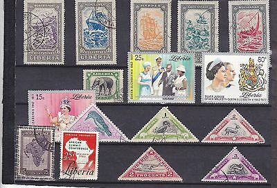 Stamps of Liberia