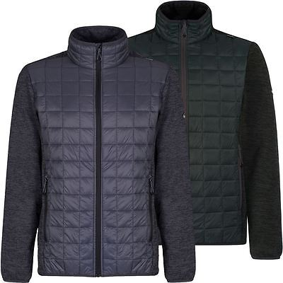 65%OFF Regatta Chilton Hybrid Insulated Water Repellent Mens Sport Fleece Jacket