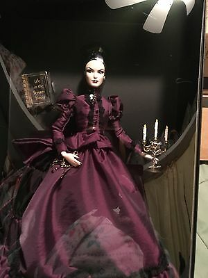 2014  Haunted Beauty Mistress of the Manor Barbie Doll  in shipper NRFB